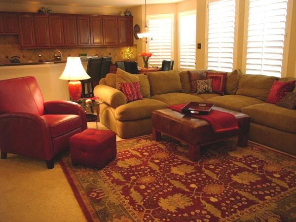 Comfortable Room Feel Good Home Design